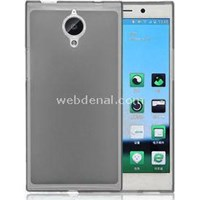 Transparent Soft General Mobile Discovery Elite Kılıf Siyah