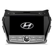 Sm Audio Hyundai Santafee Oem Multimedya Navigasyon Cihazı