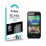 Eiroo HTC Desire 320 Tempered Glass Cam Ekran Koruyucu