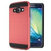 Microsonic Samsung Galaxy A5 Kılıf Slim Heavy Duty Kırmızı CS300-SHD-GLX-A5-KRZ
