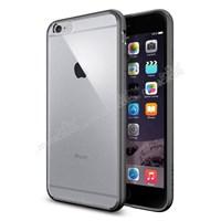 Spigen Ultra Hybrid iPhone 6 Plus / 6S Plus Füme Kılıf