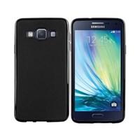 Microsonic Transparent Soft Samsung Galaxy A5 Kılıf Siyah