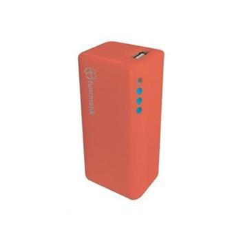 Tsk5064 2000 Mah Kırmızı Taşınabilir Pil Şarj Cihazı