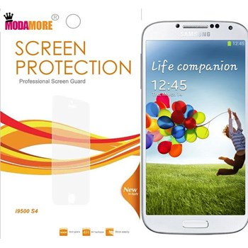 Galaxy S4 Ekran Koruyucu Film