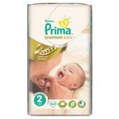 Prima Bebek Bezi Premium Care Mini Ekonomi Paketi No: 2 (3-6 Kg) 54'lü