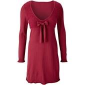 Bodyflirt Örgü Elbise - Kırmızı 32232604