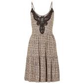 RAINBOW Elbise - Kahverengi 90309995