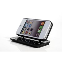 Microsonic Sliding Bluetooth Klavyeli Iphone 4 Kılıfı