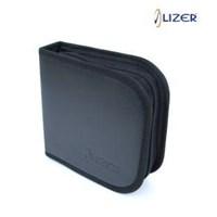 Lizer LC24 24 lü Siyah Deri CD Çantası 36363