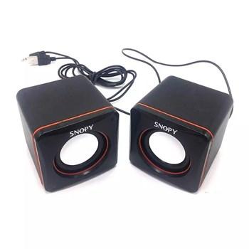 Snopy SN-21 3W 1+1 Mini Speaker