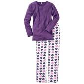 Bpc Bonprix Collection Pijama Lila - 15904564
