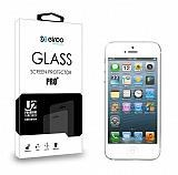 Eiroo iPhone 5 / 5S / 5C Tempered Glass Cam Ekran Koruyucu