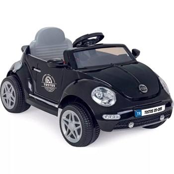 Pilsan Tostos Kumandalı Akülü Araba Siyah 6V