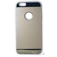 iPhone 6 / 6S Kılıf Gold Silikon Arka Kapak