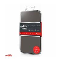 Redlife Sony Xperia Z3 Yuvarlak Kenarlı 0,33 MM Temperli Cam Ekran Koruyucu