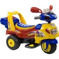 Crystal Baby Police Motor 236