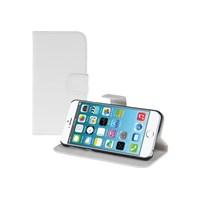 Microsonic Cüzdanlı Standlı Deri iPhone 6s Beyaz
