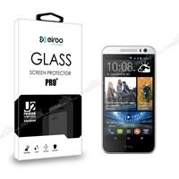 Eiroo HTC Desire 616 Tempered Glass Cam Ekran Koruyucu