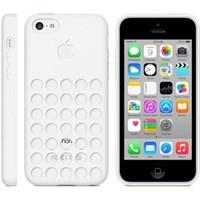 Mf039zm Apple İphone 5c Kılıf Beyaz