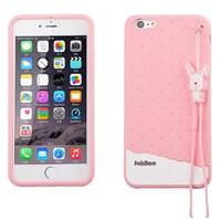 Fabitoo iPhone 6 Candy Kılıf Pembe