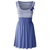 BODYFLIRT Penye elbise - Mavi 91342395 18712814