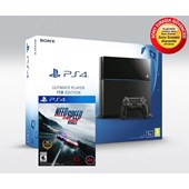 Sony PS4 1 TB + Need For Speed Rivals + Sony Eurasia Garantili