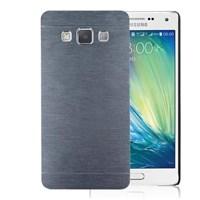 Microsonic Samsung Galaxy A3 Kılıf Hybrid Metal Gümüş