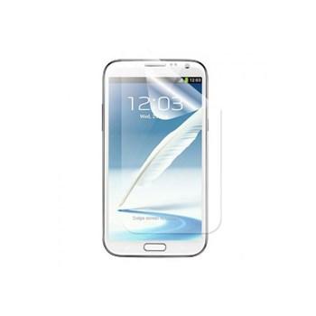 Muvit Anti Parmakizi Samsung Galaxy Note 2 Ekran Koruyucu Film (2 Ön, Mat) (MUSCP0294)