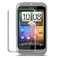 HTC Wildfire S Ekran Koruyucu Tam 3 Adet
