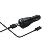 Samsung Car Adapter Araç Şarjı (5V 2A,9V 1.67A) Siyah - EP-LN915UBEGWW