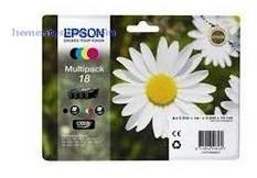 Epson T18064020 XP202-205 18 4'lü Set Kartuş EPST18064020