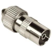 HAMA 44074 Anten Kablosu Ucu Koaksiyel Soket Vidalı
