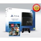 Sony PS4 1 TB + 2.Kol + Lego Jurassıc World + Sony Eurasia Garantili