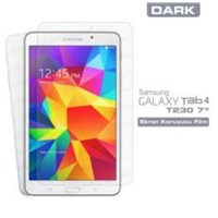 Dark Galaxy Tab4 7- T230 Anti-Glare Ekran Koruyucu Film
