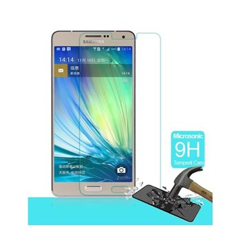 Microsonic Temperli Cam Ekran Koruyucu Samsung Galaxy A7 Film