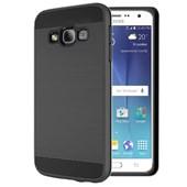Microsonic Samsung Galaxy J7 Kılıf Slim Heavy Duty Siyah CS300-SHD-GLX-J7-SYH