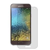 Samsung Galaxy E5 Ekran Koruyucu 3 Adet