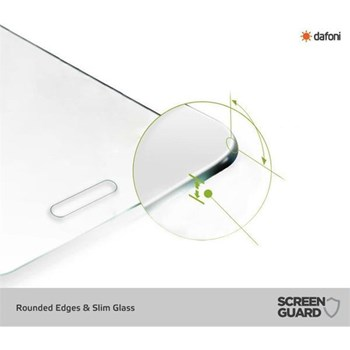 Dafoni Lg L Bello Tempered Glass Premium Cam Ekran Koruyucu