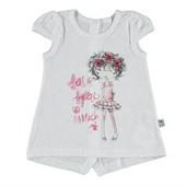 Bibaby Love T-Shirt Vişne 3 Yaş 25337014