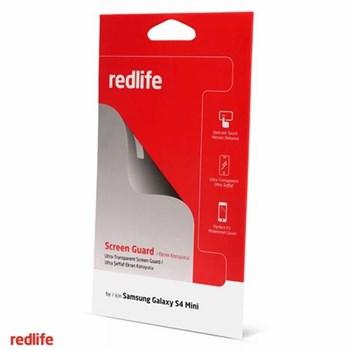 Redlife Galaxy S4 Mını Ultra Şeffaf Ekran Koruyucu Ön