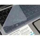 Microsonic klavye koruyucu şeffaf silikon kılıf 10 INCH