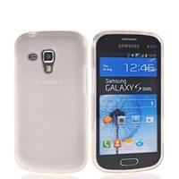Soft TPU Galaxy S7562 Trend Duos Slikon Şeffaf Kılıf MGSBWCKMQX5