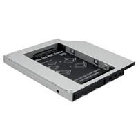 Assmann Ssd/hdd Installation Frame For Cd/dvd/blu-ray Drive Slot, Sata To Sata Iıı, 9.5 Mm Installation Height