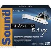 CREATIVE Sound Blaster Audigy 5.1-VX