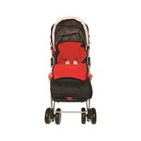Moje Bebek Arabası Ve Puset Tulumu - Kırmızı 21048996