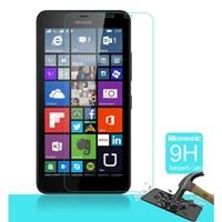 Microsonic Microsoft Lumia 640 Xl Temperli Cam Ekran Koruyucu Kırılmaz Film