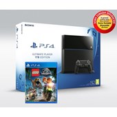 Sony PS4 1 TB + Lego Jurassıc World + Sony Eurasia Garantili