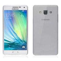 Microsonic Transparent Soft Samsung Galaxy A3 Kılıf Siyah