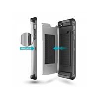 Verus iPhone 6 Plus/6S Plus Case Damda Veil Series Kılıf - Light Silver
