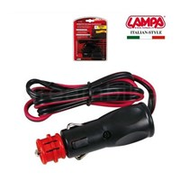 Lampa Spinotto Standart/Alman Dın Kablolu Çakmak Fişi 98130